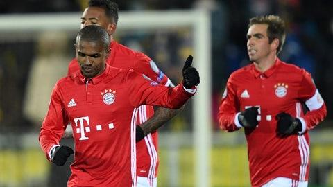 Bayern Munich, Group D runners-up