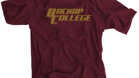 """Backup College""—Boston College-Syracuse"