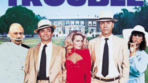 "Pittsburgh Steelers (4-3): ""Big Trouble"" (1986)"