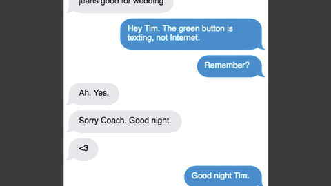The bubble-green is not your Google
