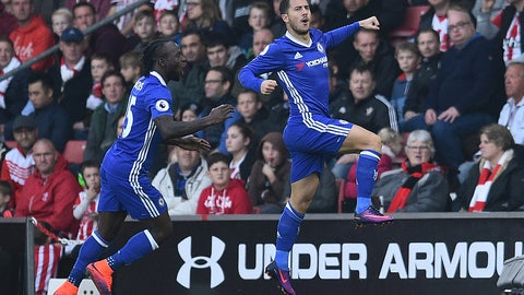 Sunday: Middlesbrough vs. Chelsea
