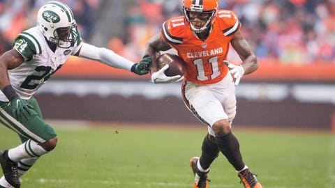Cleveland Browns - Terrelle Pryor