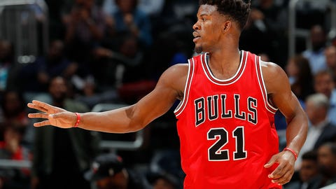 To Chicago for Jimmy Butler
