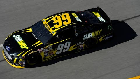 Carl Edwards - Subway