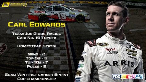 Carl Edwards season highlights