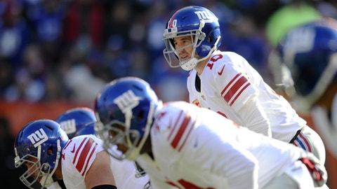 HARDEST: New York Giants