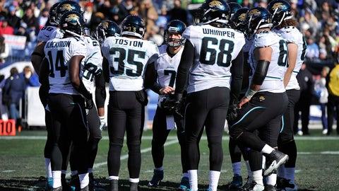 2012 Jacksonville Jaguars