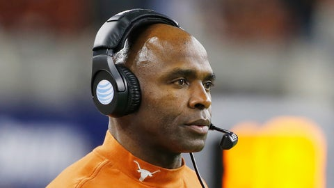 Charlie Strong - Texas