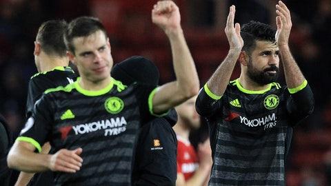 Saturday: Chelsea vs. Tottenham