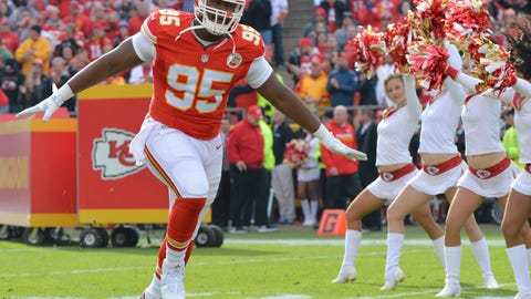 Kansas City Chiefs - Chris Jones