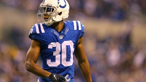 Indianapolis Colts - Rashaan Melvin