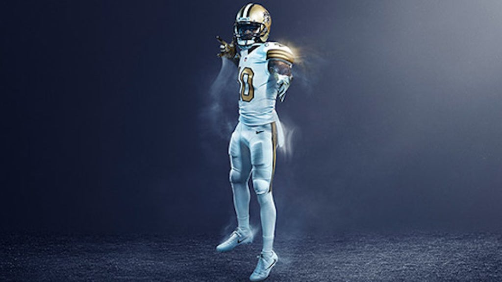 low priced 6fc7c ce306 Ranking the NFL's Color Rush uniforms, from No. 32 to No. 1 ...