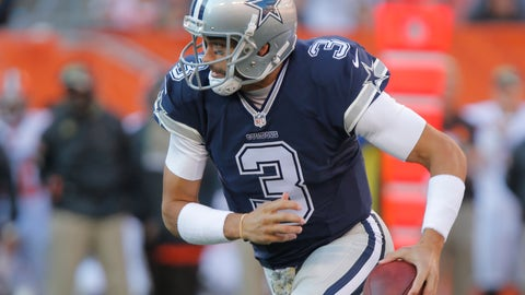 Cowboys 35 - Browns 10