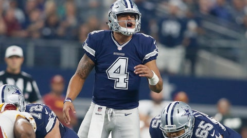 Dallas Cowboys - Dak Prescott