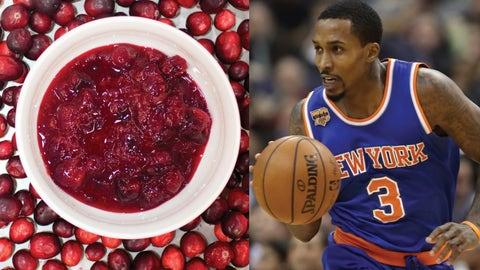 Cranberry Sauce—Brandon Jennings