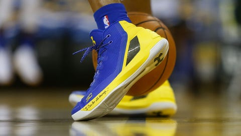 Stephen Curry - Under Armour Curry 3