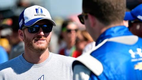 Earnhardt misses half the season