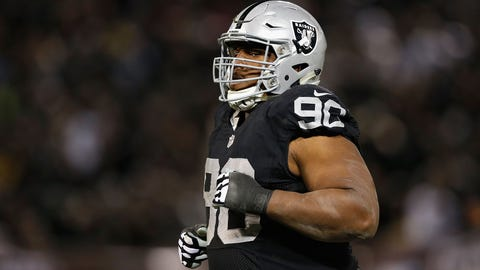 Oakland Raiders: Dan Williams, DT