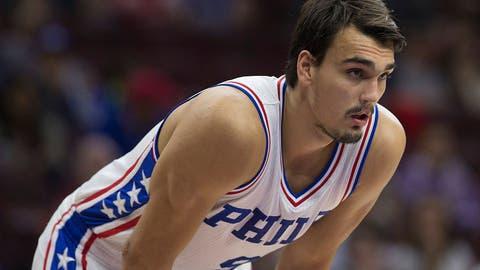 Dario Saric, F, Philadelphia 76ers