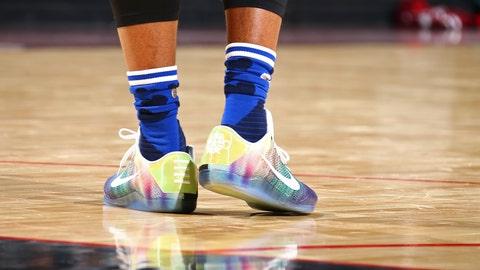 DeMar DeRozan - Nike Kobe 11
