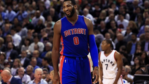 To Detroit for Andre Drummond