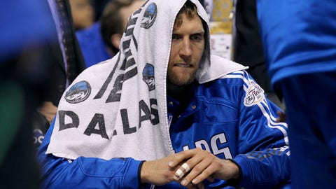 Dallas Mavericks, 2-8