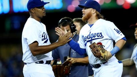 Dodgers - Kenley Jansen, Justin Turner