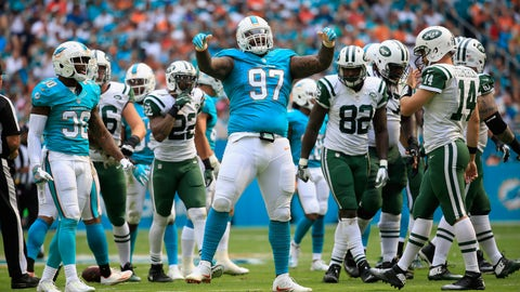 Dolphins 27 - Jets 23