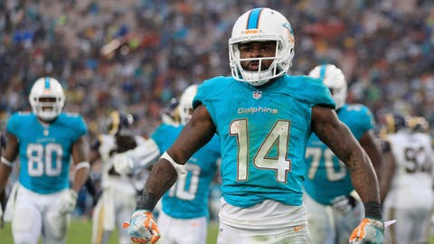 AFC #7 seed: Miami Dolphins (6-4)