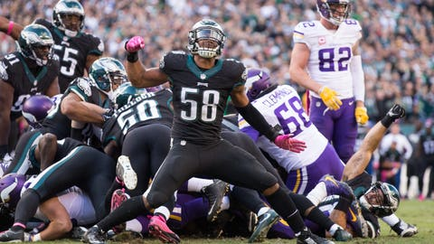Philadelphia Eagles - Jordan Hicks
