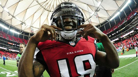 NFC #4 seed: Atlanta Falcons (7-4)