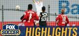 Forsberg's goal brings RB Leipzig back level | 2016–17 Bundesliga Highlights