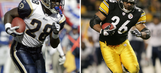 The best NFL running back of all time at every jersey number