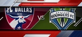 FC Dallas vs. Seattle Sounders | 2016 MLS Highlights