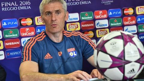 Gerard Precheur, Olympique Lyonnais