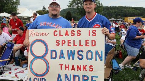 MLB: Andre Dawson, Chicago Cubs, 1987