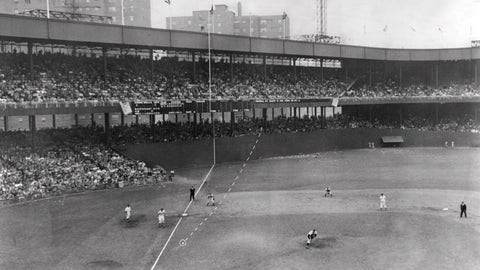 The Shot Heard 'Round The World, 1951 NL playoff (Polo Grounds)
