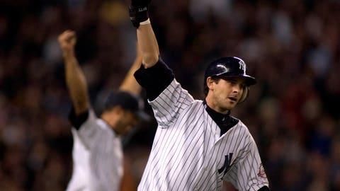 Aaron Boone, 2003 ALCS, Game 7 (Yankee Stadium)