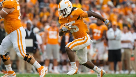 Tennessee (8-3), re-rank: 27