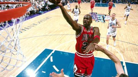 Michael Jordan, Bulls, 1996-97