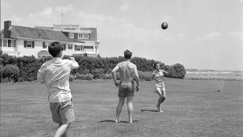 John F. Kennedy (1961-1963)