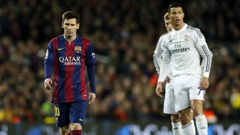 Most consecutive La Liga hat tricks