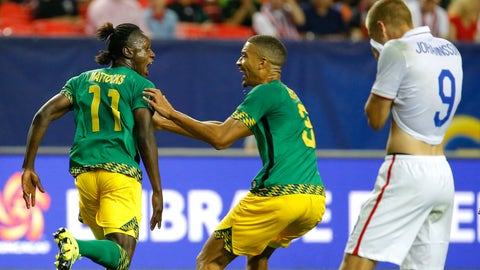 1st loss to a Caribbean team on American soil since 1969