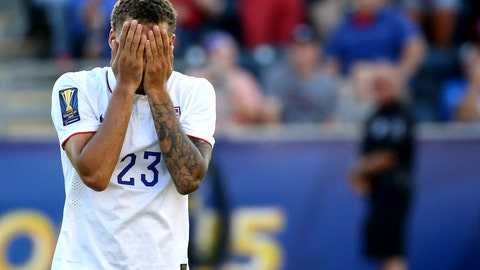 Worst Gold Cup since 2000
