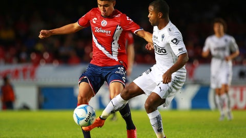 Joe Corona - Sinaloa (on loan from Club Tijuana)