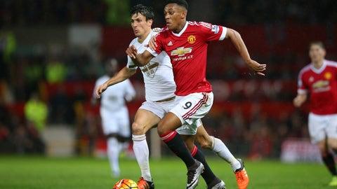 Swansea vs. Manchester United (Sunday, 10 am)