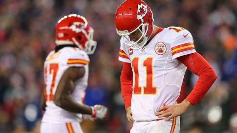 HARDEST: Kansas City Chiefs