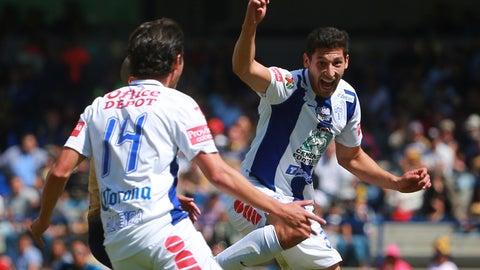 Omar Gonzalez - Pachuca