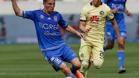 "Jose ""Paco"" Torres - UANL Tigres"