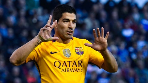 Most consecutive four-goal La Liga games